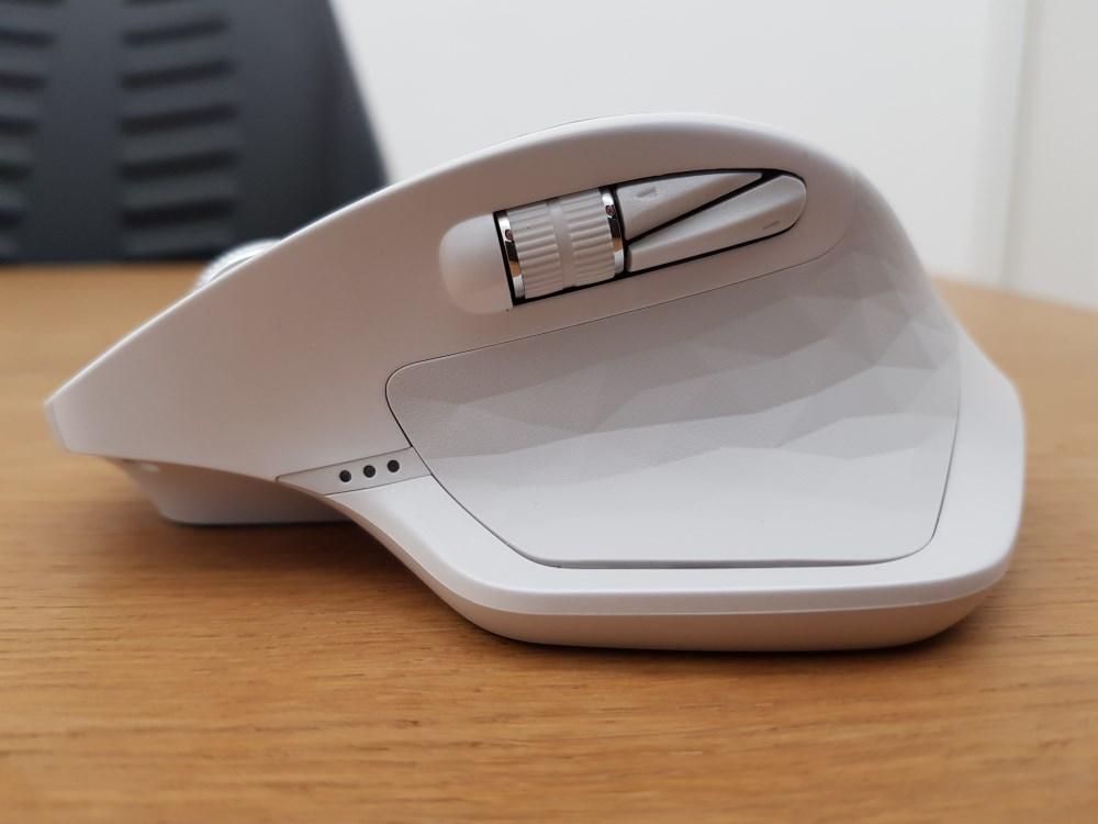 Das Scrollen der Maus geht nun viel schneller