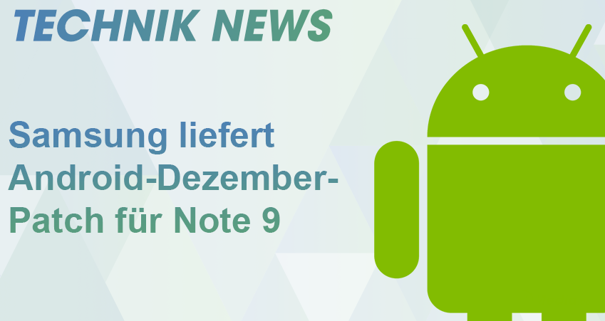 android dezember patch note 9